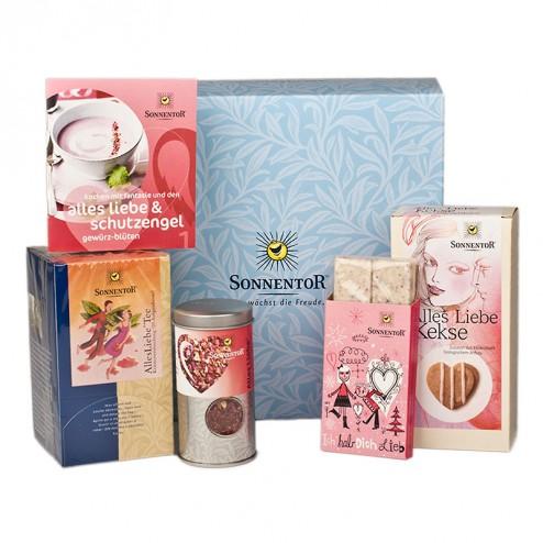 Alles Liebe - Geschenkkarton