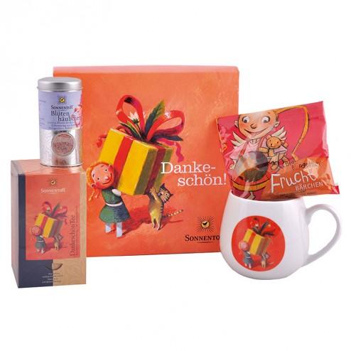 Dankeschön - Geschenkkarton