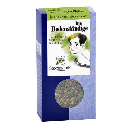 Die Bodenständige Gewürzmischung Hildegard (Erde) bio, 35 g