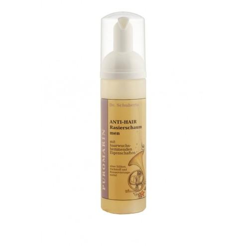Dr. Schuberts PUROMARIN® Rasierschaum Anti-hair Men