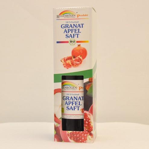 Regenbogen Bio Granatapfel Saft