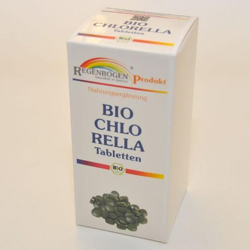 Regenbogen Bio Chlorella Tabletten