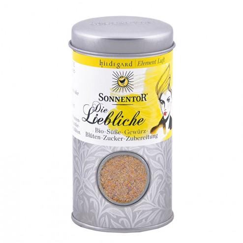 Die Liebliche Gewürz-Blüten-Zubereitung Hildegard (Luft) bio, Streudose 40 g