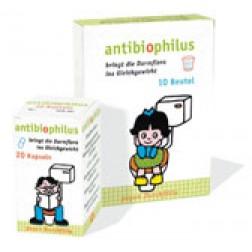 Antibiophilus Kapseln-200 Stück