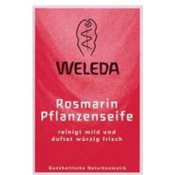 Weleda Rosmarin Pflanzenseife 100g