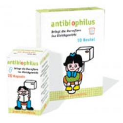 Antibiophilus Kapseln-50 Stück