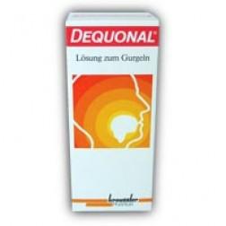 Dequonal Lösung zum Gurgeln 200ml