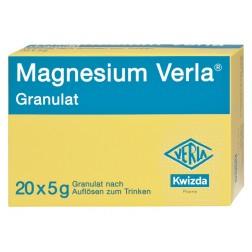 Magnesium Verla Granulat 5g-20 Stück