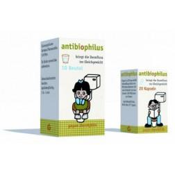 Antibiophilus Beutel-10 Stück
