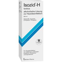 Isozid-H alkoholische Lösung farblos-15 ml
