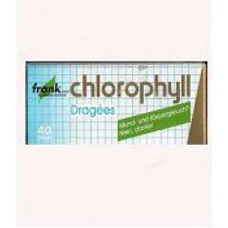 Chlorophyll Dragees 40 Stück