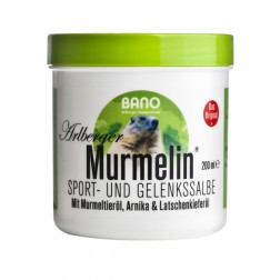 Arlberger Murmelin Murmeltierölsalbe 200ml