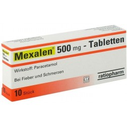 Mexalen® 500 mg Tabletten