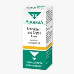 Apozema Tropfen Nr. 28 Aconitum complex