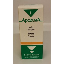 Apozema Akne-Tropfen Nr. 1