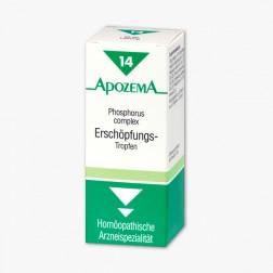 Apozema Tropfen Nr. 14 Phosphorus complex