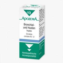 Apozema Bronchial- und Husten-Tropfen Nr. 12