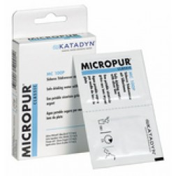 Micropur Classic Pulver 100l 10 Beutel