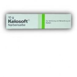 Kelosoft Narbensalbe-10 g