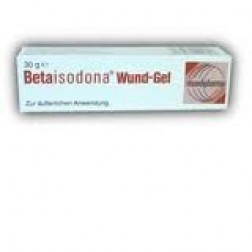 Betaisodona Wundgel-250 g