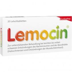 Lemocin Lutschtabletten 20 Stk.