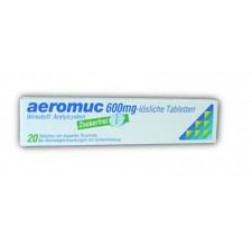 Aeromuc Brausetabletten 600mg-10 Stück