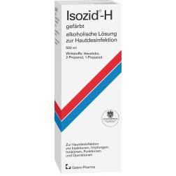 Isozid-H alkoholische Lösung gefärbt-5000 ml
