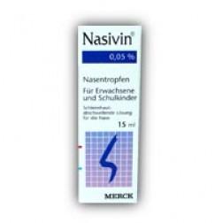 Nasivin Nasentropfen 0,05%