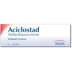 Aciclostad Fieberblasencreme