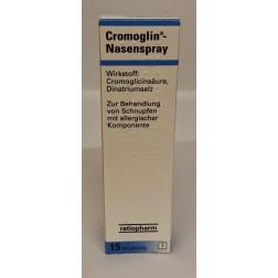 Cromoglin Nasenspray 15ml