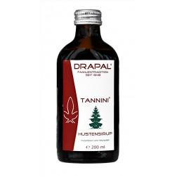 Drapal Tannini Sirup in der Flasche 200ml