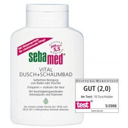 Sebamed Dusch-Schaumbad 400ml