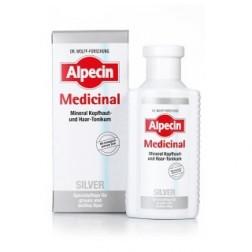 Alpecin Silver-Tonikum gegen graues Haar 200ml