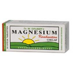 Dr. Grubers Magnesium Chelat Kombi Tabletten 50 Stück