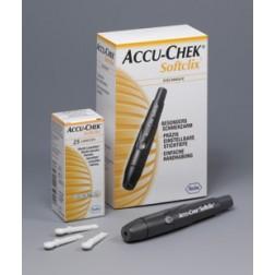 Accu-Chek Softclix Lanzetten-25 Stück