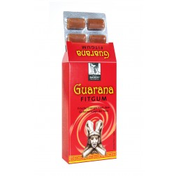 Baders Guarana FitGum 24 Stk.