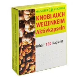 Doskar Knoblauch Weizenkeim 150 Kapseln