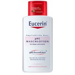 Eucerin pH5 Waschlotion + Pumpe 400ml