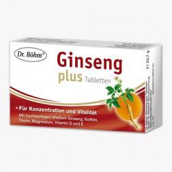 Dr. Böhm Ginseng plus 30 Tabletten