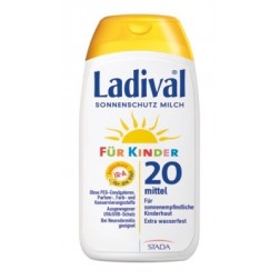 Ladival Kind Sonnenschutz Milch SPF 20 200ml