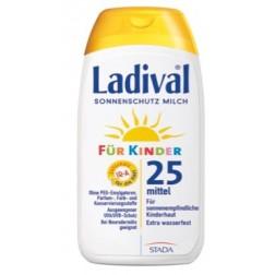 Ladival Kind Sonnenschutz Milch SPF 25 200ml