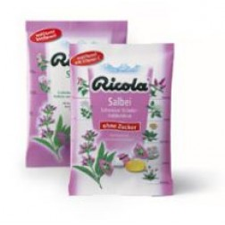 Ricola Salbei in Box 50g
