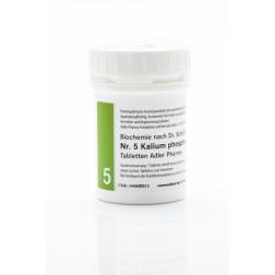 Schüßler Salz Adler  Nr. 5 D6 Tabletten