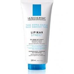 La Roche Lipikar Syndet Hautberuhigende Waschgel-Creme 200ml