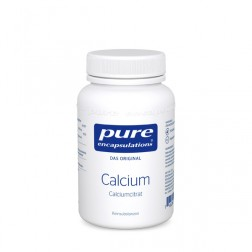 Pure Encapsulation Calcium Citrat Kapseln