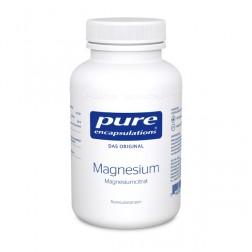 Pure Encapsulation Magnesium-Citrat Kapseln