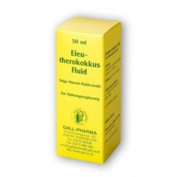Eleutherokokkus Fluid 50ml
