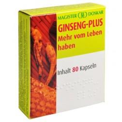Doskar Ginseng plus Kapseln 80 Stück