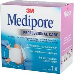 3M Medipore on Liner 5 cm x 10 m 1Stk.