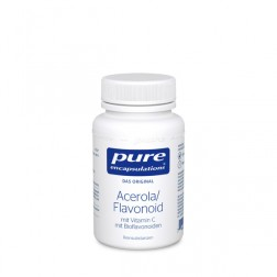 Pure Encapsulations Acerola plus Vitamin C 60 Kapseln